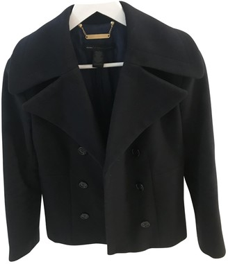 Marc by Marc Jacobs Blue Wool Jacket for Women