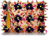 Trina Turk Baracoa Clutch-Natural