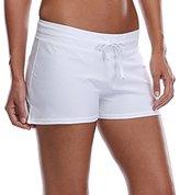Fittoo Womens Board Shorts Bikini Bottom Inside Swim short Beach Trunks M