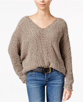Free People Dolphin Bay V-Neck Sweater