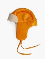Gosha Rubchinskiy Orange Chapka Hat