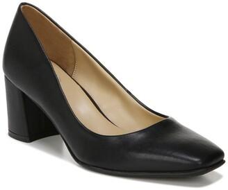Black Wide Width Kitten Heels | Shop