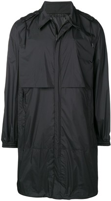 Prada Technical Light Raincoat