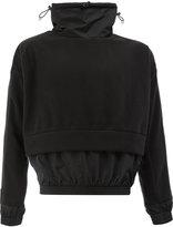 Cottweiler funnel neck sweatshirt