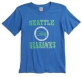 Junk Food Clothing 'Kick Off - Seattle Seahawks' T-Shirt (Toddler Boys, Little Boys & Big Boys)