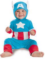 Disguise Baby Costume, Baby Boys Captain America Kutie Costume