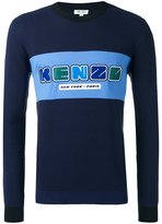 Kenzo embroidered sweatshirt - men - Cotton - S
