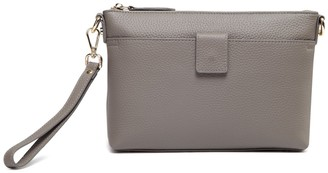 Vicenzo Leather Lena Leather Crossbody Bag