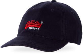 Superdry Label Twill Baseball Cap
