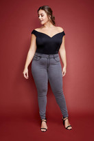 Fashion to Figure Singor Two Button Jeggings