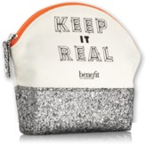 Benefit Cosmetics Keep It Real Makeup Bag