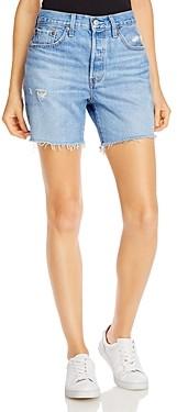 Levi's 501 Cotton Cutoff Shorts