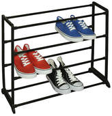 Sunbeam 4-Tier 12 Pair Shoe Rack