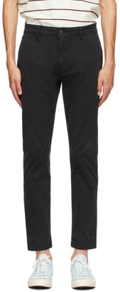 Levi's Levis Black XX Chino Slim Taper Trousers