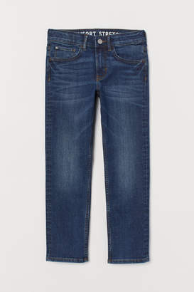 H&M Comfort Slim Fit Jeans - Blue
