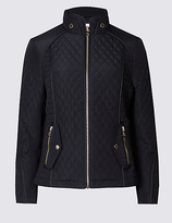 Per Una Quilted Jacket with StormwearTM