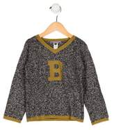 Bonpoint Boys' Wool Intarsia Sweater