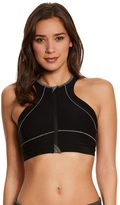 MPG Women's Agami Zip Sports Bra Top 8150730