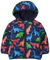 Gymboree Dino Puffer Jacket