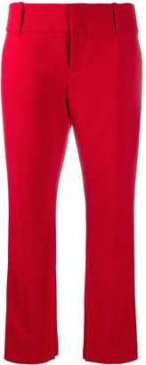 Alice + Olivia Cropped Tailored Trousers