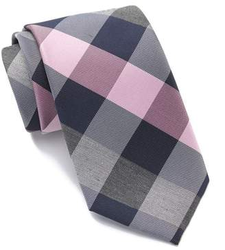 Tommy Hilfiger Large Buffalo Check Tie