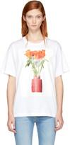 Ports 1961 White Flowers T-Shirt