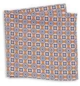 Saks Fifth Avenue COLLECTION Double Faced Silk Pocket Square