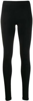 Rick Owens Tecuatl SS20 print leggings