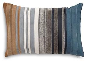 Mitchell Gold Bob Williams Mitchell Gold + Bob Williams Multi Hide Stripe Decorative Pillow, 20 x 14