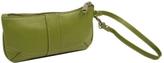 Piel Women's Leather Wristlet Bag 2597