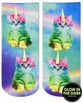 Living Royal Kitty Glow Socks