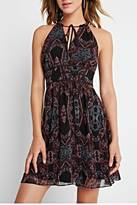 BCBGeneration Paisley Print Dress