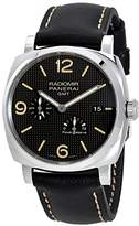 Panerai Men's Radiomir 1940 45mm Leather Band Steel Case Sapphire Crystal Automatic Watch PAM00628
