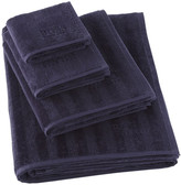 HUGO BOSS Ottoman Towel - Navy - Guest