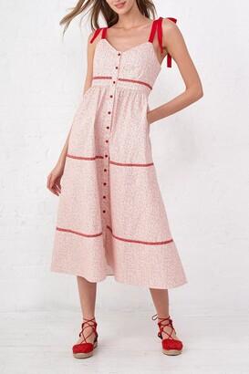 La Ligne Kate Midi Dress