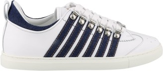 DSQUARED2 251 Box Sole Sneakers