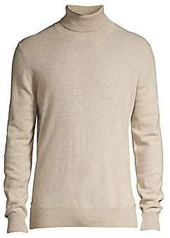 Boglioli Men's Cashmere Turtleneck Sweater