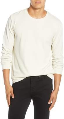 Frame Slim Fit Thermal Long Sleeve T-Shirt