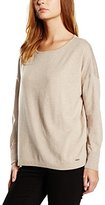 More & More Women's Jumper - Beige -