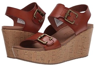 Skechers Brit - Go Getter (Luggage) Women's Sandals