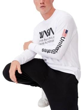 Cotton On Men's Nasa Long Sleeve T-shirt