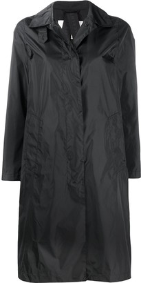 MACKINTOSH Dunkeld water-repellent single-breasted coat