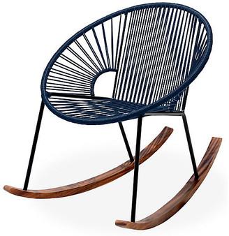 Mexa Ixtapa Rocking Chair - Navy
