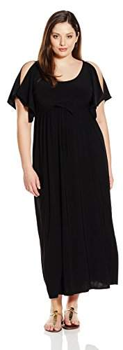9c5ecca993d Black Empire Waist Dress Plus - ShopStyle