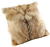 HBC Hudson'S Bay Company X Caroline Furs Coyote Fur Cushion