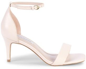 Saks Fifth Avenue Samira Leather Ankle-Strap Sandals