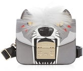 Furla Metropolis Jungle Wolf Mini Crossbody Bag