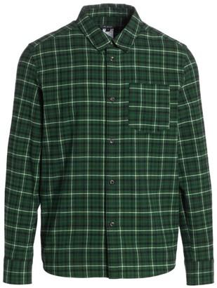 A.P.C. John Plaid Sport Shirt