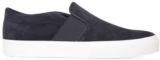 Vince Fenton Suede Slip On Sneakers