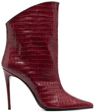 Giuliano Galiano Elise pointed boots